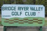 Bridge River Valley Golf Sponsors